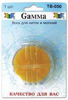 Воск для ниток и молний Гамма (Gamma)