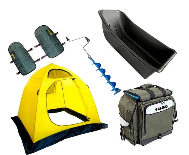 рыболовное снаряжение и аксессуары