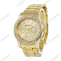 Часы женские наручные Geneva Quartz Gold