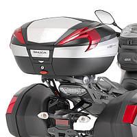 Крепление кофра центрального Givi SR2122 для мотоцикла Yamaha MT-09 Tracer 2015