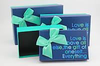 Универсальная упаковка для романтического подарка . 20 x 13 x 7 см