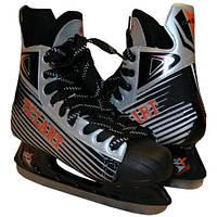 Коньки хоккейные Z-2062