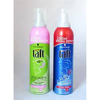 Пенка для волос  Taft