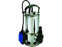 Насос дренажный для грязной воды  CRISTAL Q550B52 0.55 кВт нерж.