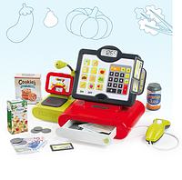 Детская электронная касса с сканером Smoby 350102