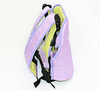 Рюкзак-кенгуру №7 сидя, для детей с трехмесячного возраста
