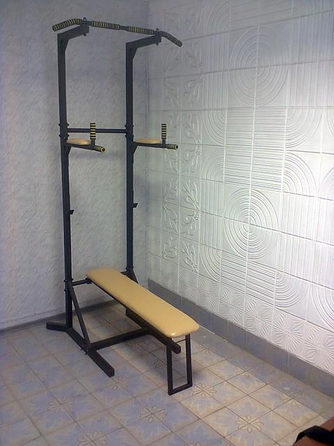Гимнастический тренажер своими руками 22