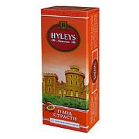 Чай в пакетиках черный Хэйлис Плод Страсти 25п