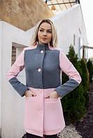Кашемировое пальто да14, фото 1