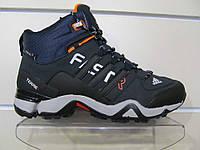 Кроссовки мужские, зимние Adidas Terrex FastTR Gore-Tex