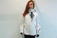 Куртка  женская  Azimut 8122 белая 105 код 720а