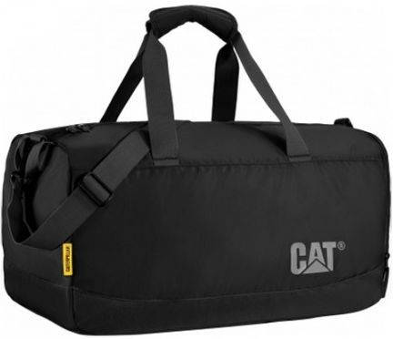 Практичная дорожно-спортивная сумка CAT PROJECT S 45 л. 83201;01 чорный