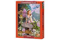 """Пазлы Castorland """"Весенний ангел"""" - 1500 элементов."""