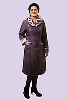 Современный женский плащ пальто: Код: 32