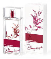 ARMAND BASI IN RED BLOOMING BOUQUET EDT 100 мл женская туалетная вода