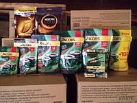 Продаем Сублимированный растворимый Кофе Якобс Монарх в эконом пакетах, Jacobs Monarch, Нескафе Голд, Nescafe