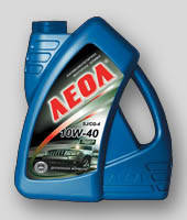 Полусинтетическое масло ЛЕОЛ-Лидер SAE 10W-40 10 л.