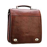 Портфель вертикальный кожаный Katana 31011