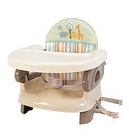 Детский столик для кормления, бежевый Summer Infant Deluxe Comfort Booster, Tan