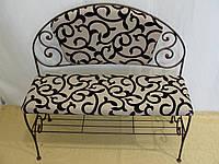 Кованый набор мебели в прихожую  -  019
