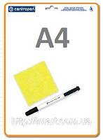 Детская доска для рисования А4+ (24х34см), фото 1