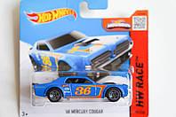 Hot Wheels базова модель 68 Mercury Cougar