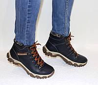 Женские подростковые зимние ботинки Columbia