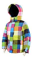 Куртка зимняя термо, лыжная на девочку р.104-122 ТМ Pidilidi-Bugga (Чехия)