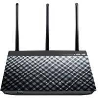 Беспроводной маршрутизатор Asus RT-N18U Wireless-N600 Gigabit Router USB 1х2.0 1х3.0 (90IG00L0-BM3G20)
