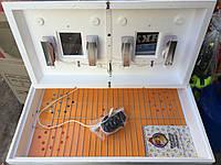 Инкубатор Рябушка-2 360 перепелиных яиц Цифра
