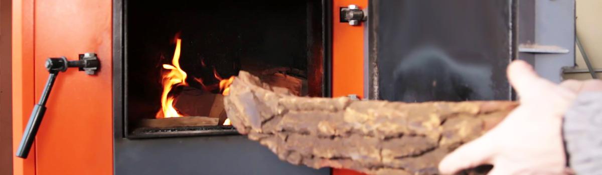 Печи на твердом топливе сделай сама