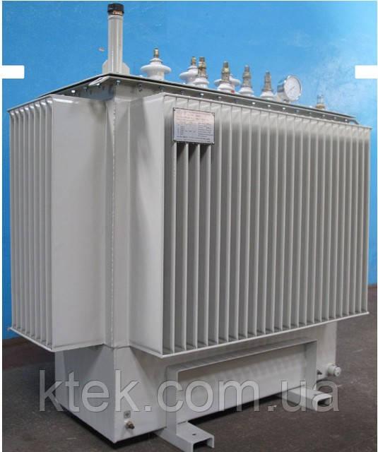Трансформатор ТМГ-400/10/0,4 ТМГ-400/6/0,4 силовой масляный герметичный
