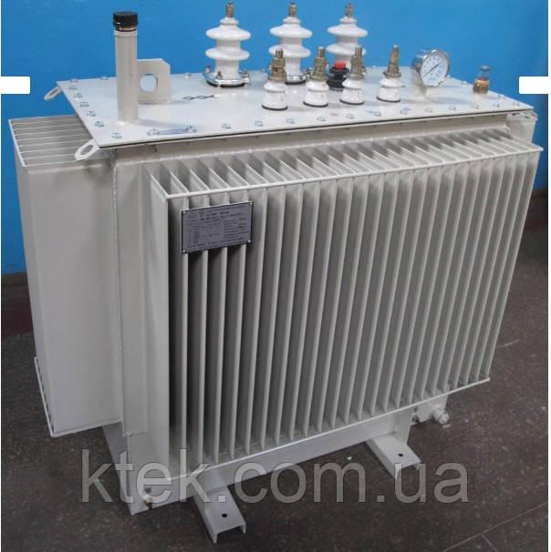 Трансформатор ТМГ-630/10/0,4 ТМГ-630/6/0,4 силовой масляный герметичный