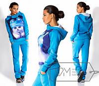 Женский спортивный костюм дн435, фото 1
