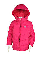 Куртка дутая, евро зима на девочку р.122 ТМ Pidilidi-Bugga (Чехия)