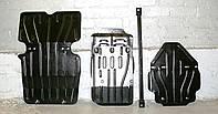Защита картера двигателя, акпп, диф-ла Mercedes-Benz ML (W164) с установкой! Киев