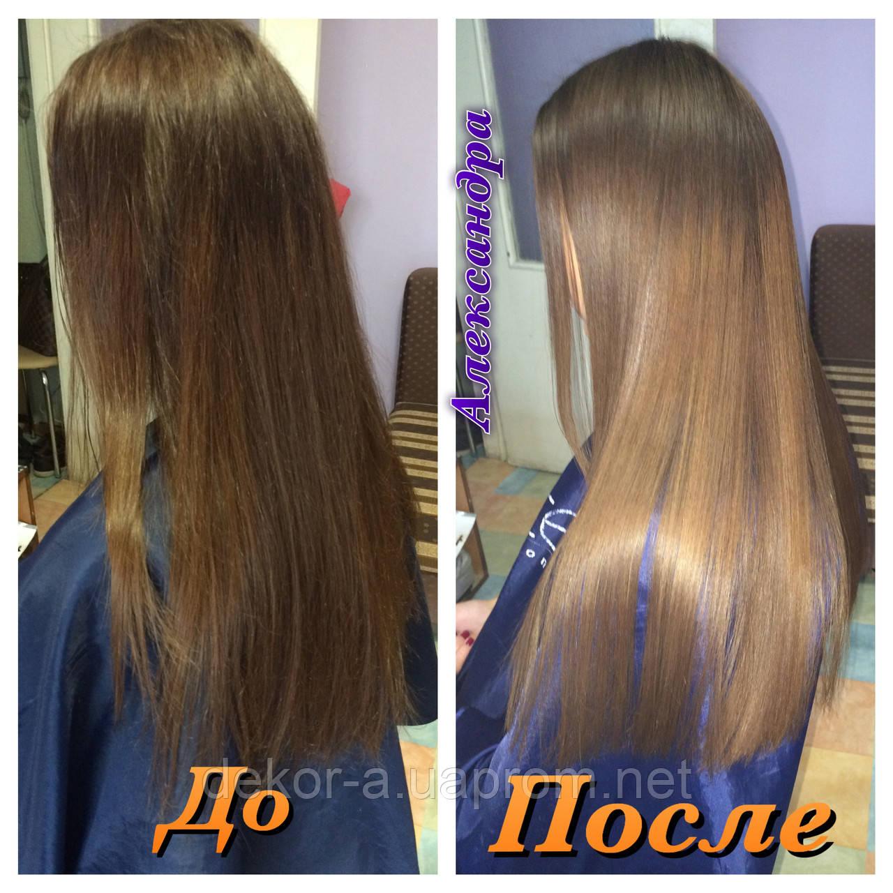 Бальзам для волос в домашних 5