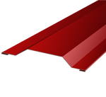 Штакетник металлический (глянец 0,45 мм)