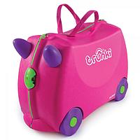 Детский дорожный чемоданчик TRUNKI TRIXI