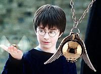 "Кулон ""Снитч"" из ""Гарри Поттера"""