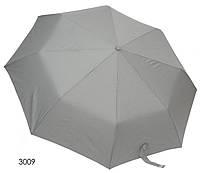 Зонт мужской автомат серый