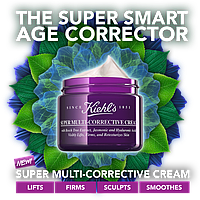 Kiehl's увлажняющий крем против старения кожи