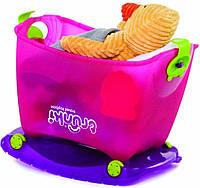 Ящик для игрушек Trunki TOY BOX PINK