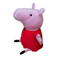 Мягкая игрушка Свинка Пеппа 28 см