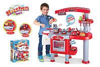 Детская игровая кухня 008-83 с вытяжкой