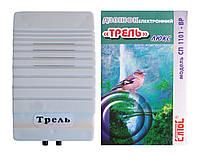 Звонок электрический «ТРЕЛЬ-Люкс» птичья трель СП 1101-ВР