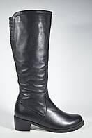 Зимние сапоги Tanssico из натуральной кожи