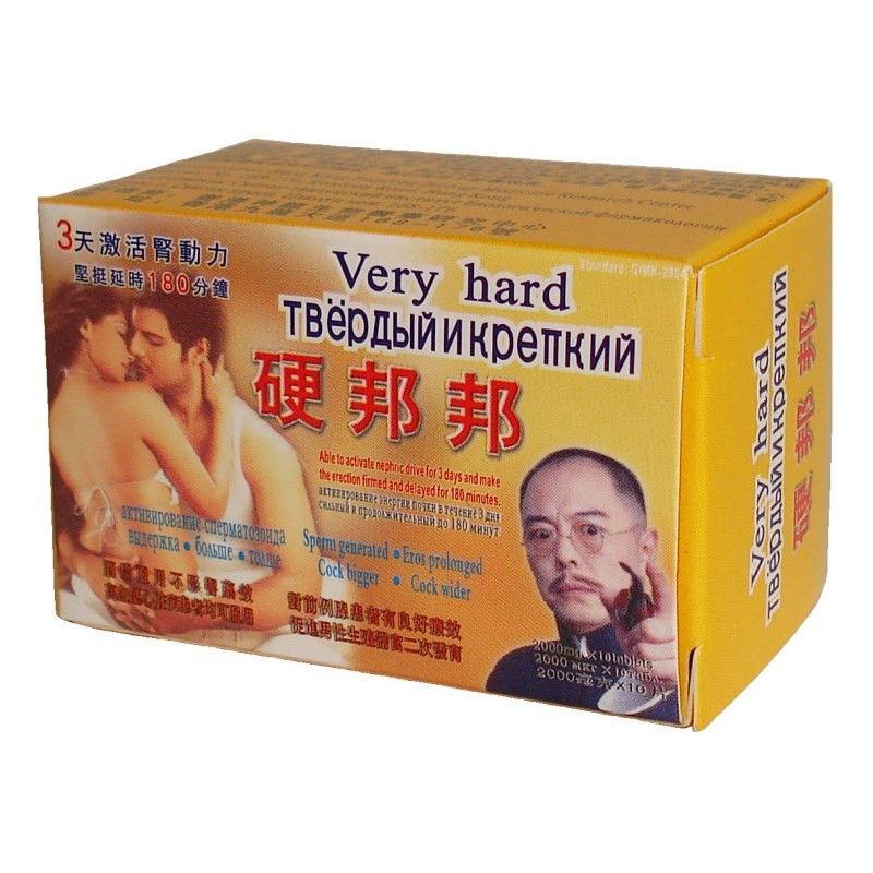 Натуральное средство для повышения потенции у мужчин