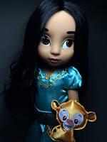 Дисней Аниматор Жасмин (Disney Animators' Collection Jasmine)
