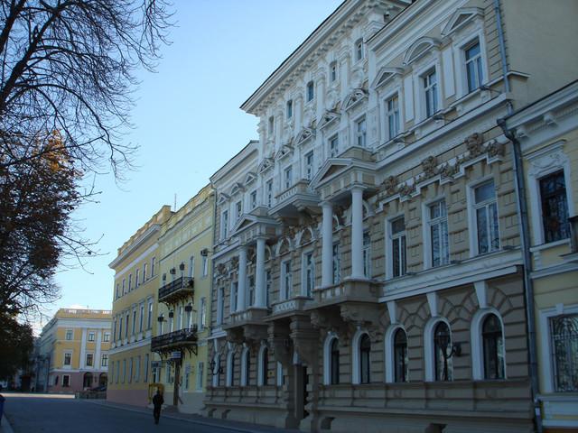 Продажа здания в городе Одесса Приморский бульвар